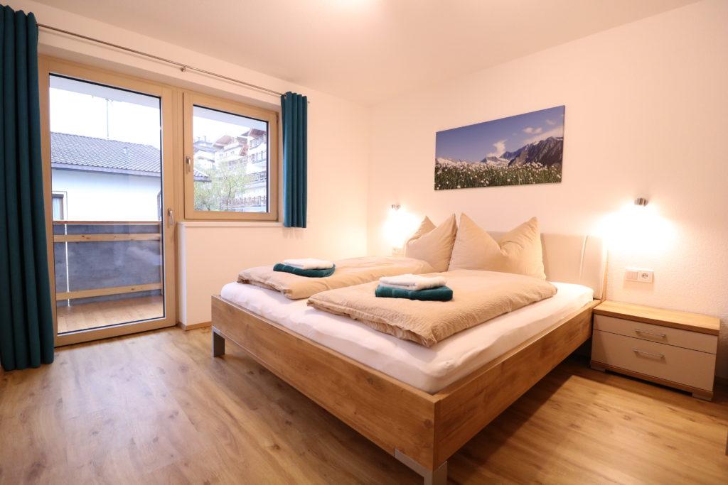 Doppelzimmer Apartment 70m²