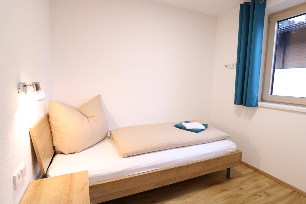 Einbettzimmer Apartment 50m²